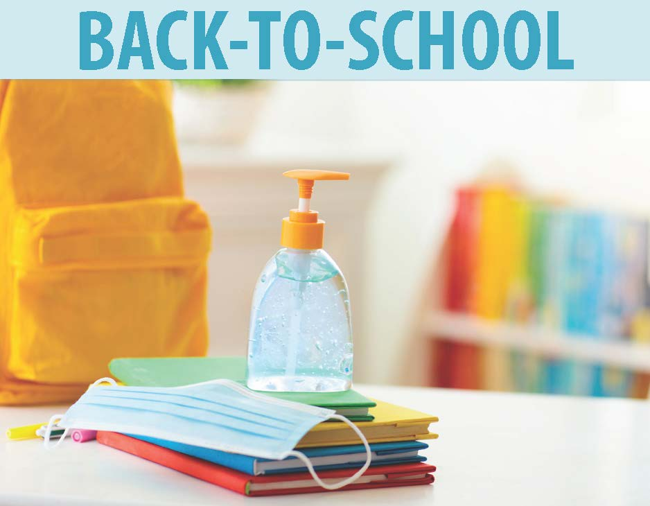 Back to School info click here.