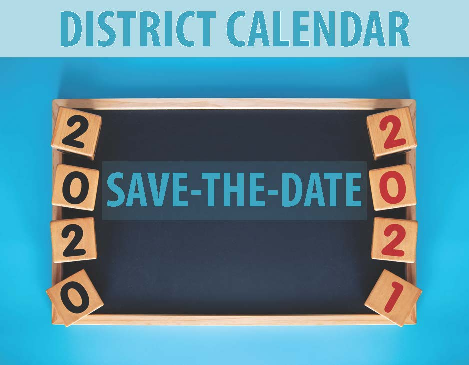 District Calendar click here. ADA compliant version below.