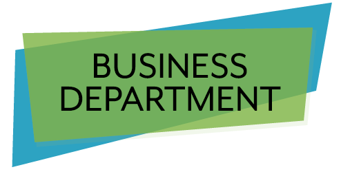 Department logo for the Business Department