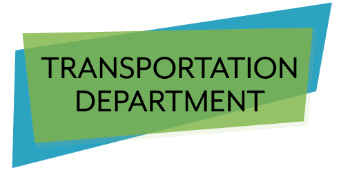 Logo for Transportation department